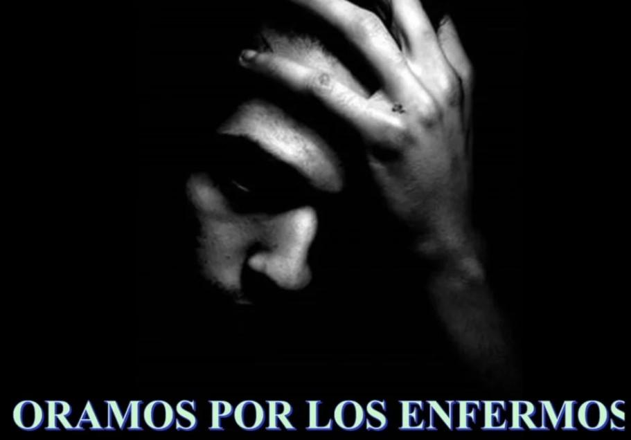 Oramos por los enfermos de nuestras parroquias